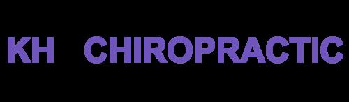 KH Chiropractic & Sports massage Logo