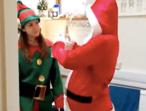 Aldgate Chiropractic Video – Chiropractor saves Christmas