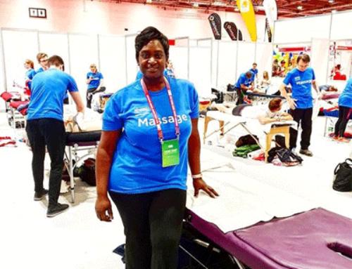London Marathon 2019 – Aldgate Sports Massage