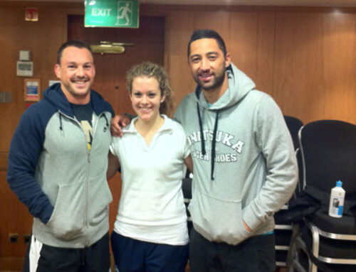 Why do Rugby Players visit Chiropractors?