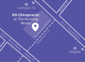 The Running Works, 28-30, Houndsditch, London EC3A 7DB