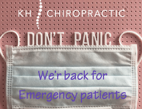 Chiropractic Clinic Open for Urgent Care